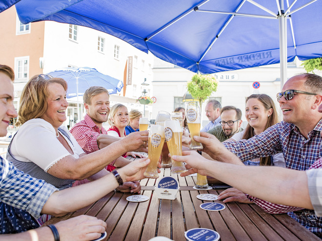 Rahmenprogramm Festival der Biervielfalt - Biermesse Ried 2017