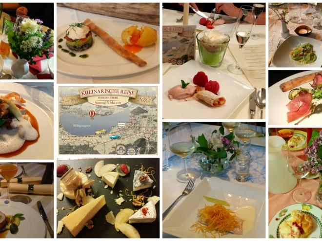 3. Kulinarische Reise durch Strobl