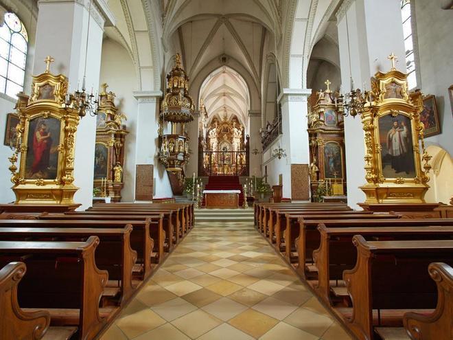 Hochfest des Hl. Augustinus - Choralamt