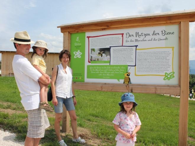 Bienenhof Attersee - Führungen