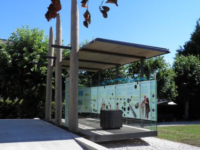 Abenteuer Pfahlbau - Pavillonführung 'Blick 6000 Jahre zurück'