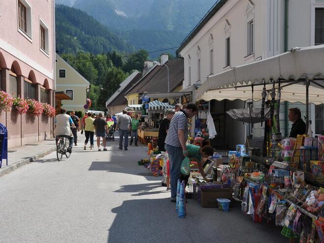 Ägidi-Kirtag mit Blasmusikfreunde-Treffen