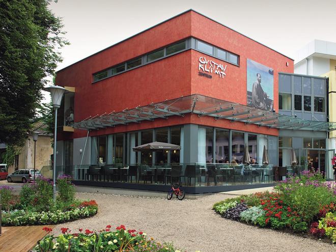 Saisoneröffnung im Gustav Klimt-Zentrum