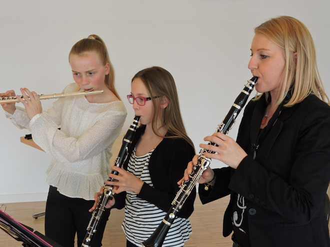 Konzertstunde der Landesmusikschule Bad Ischl