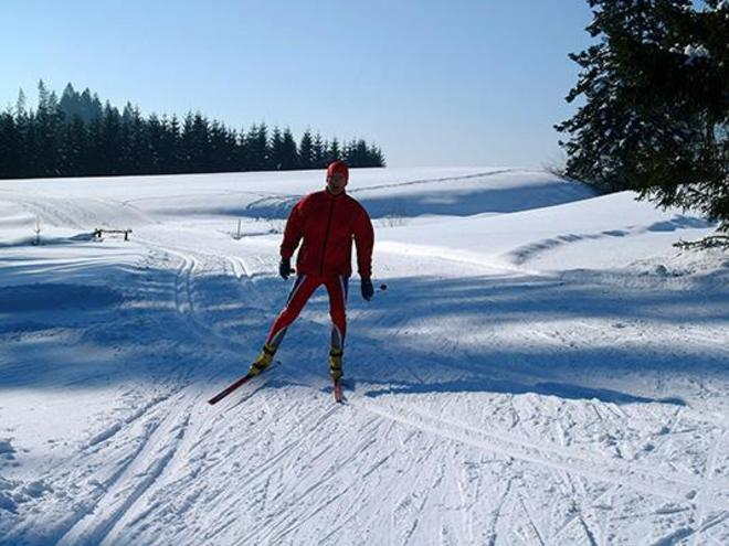 Competition in crossskiing - Thalgauer Competition