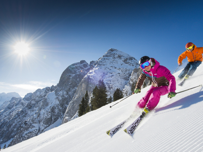 OÖ Familienskitag Snow&Fun
