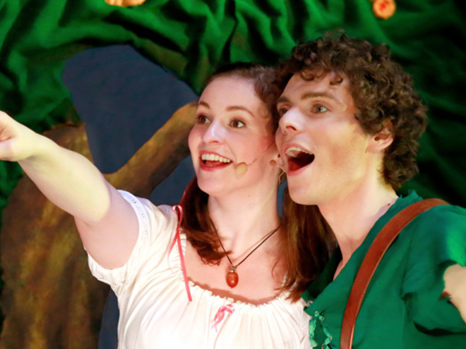 Familienmusical 'Peter Pan'