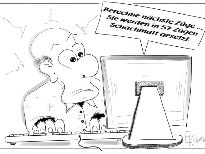Schachtreff des Schachclubs Bad Goisern