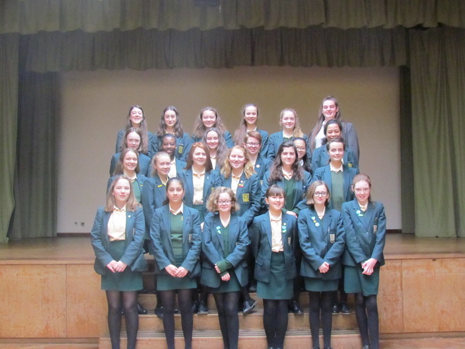 Gastkonzert 'Ribston School Choir and Ensembles'