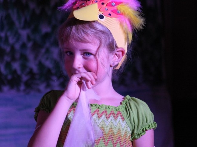 Kindertheater Kunterbunt