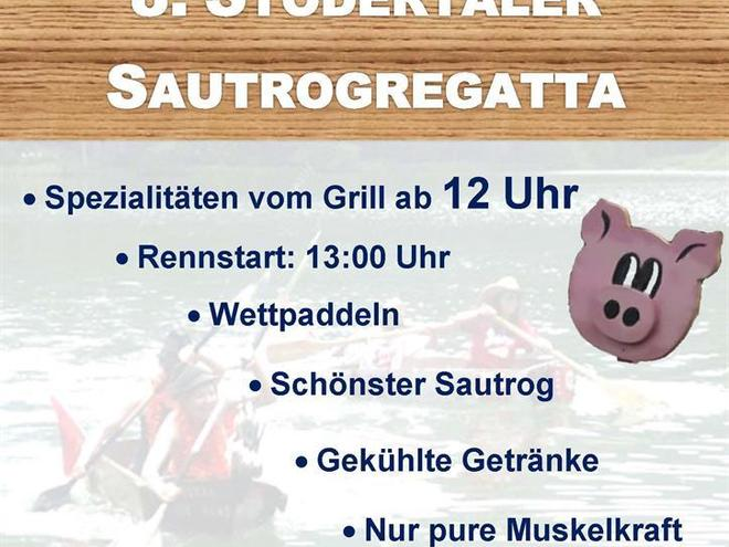 7. Stodertaler Sautrogregatta