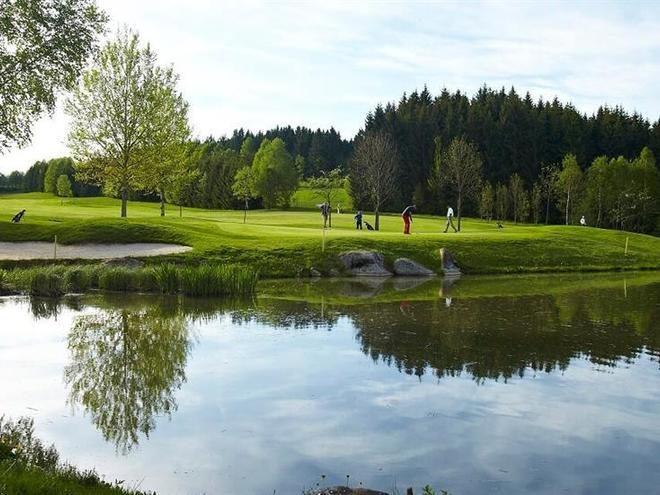 Böhmerwald Golfwoche 2017