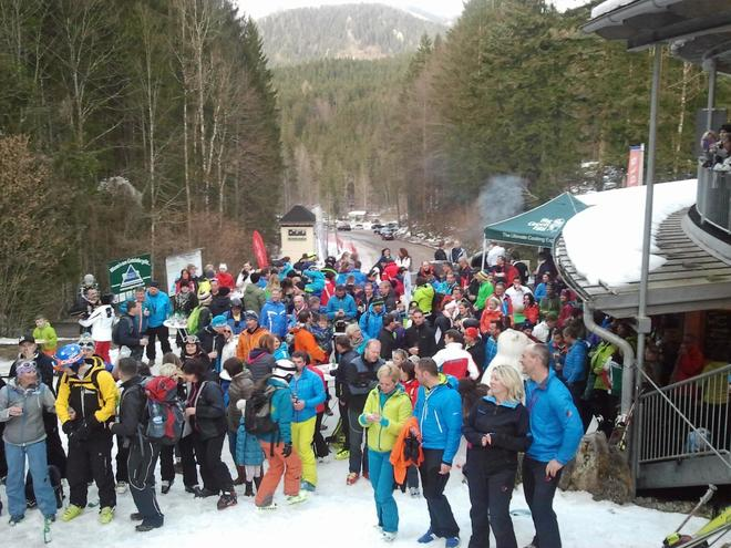 Season opening Party im Skigebiet Kasberg