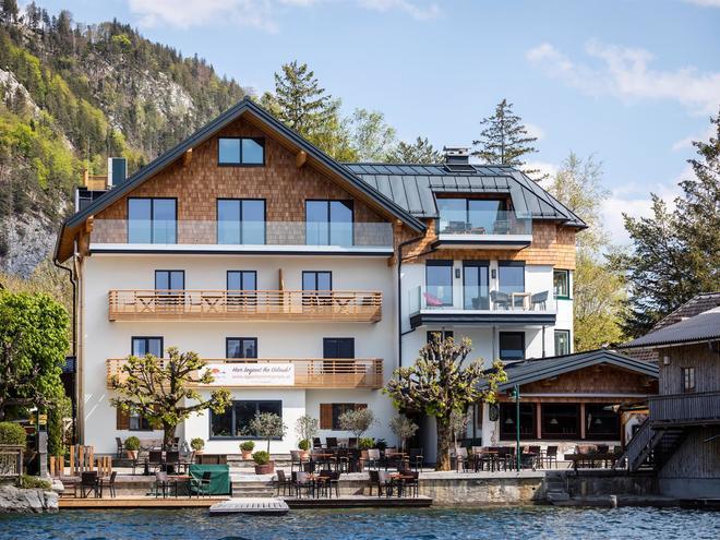 Pension Elisabeth - Restaurant-Bootverleih