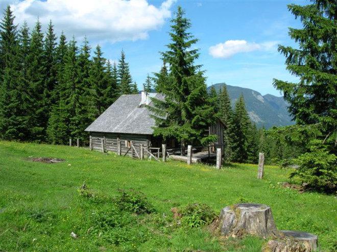 Selbstversorgerhütte Sommeraualm