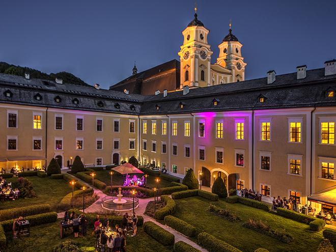 Schlosshotel Mondsee ****