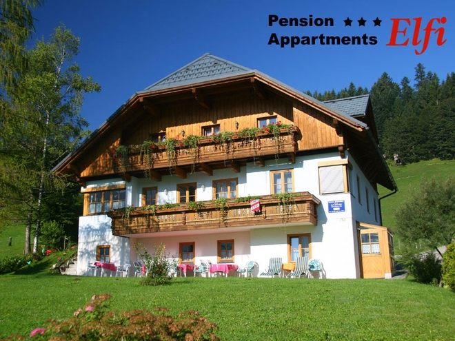 "Pension Appartments ""Elfi"""