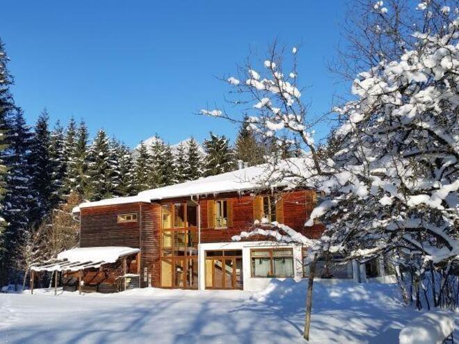Wimmergreuth - das Naturfreundehotel in Grünau