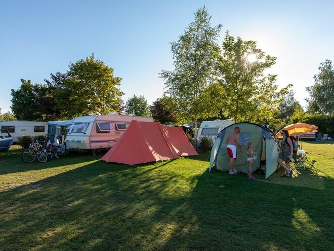 Camping-Insel Puchner