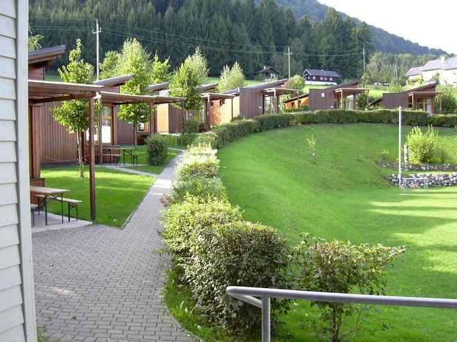 SeePoint - das Feriendorf am Attersee ( ÖWR Jugendzentrum)
