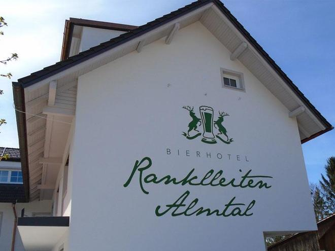 Bierhotel Ranklleiten im Almtal