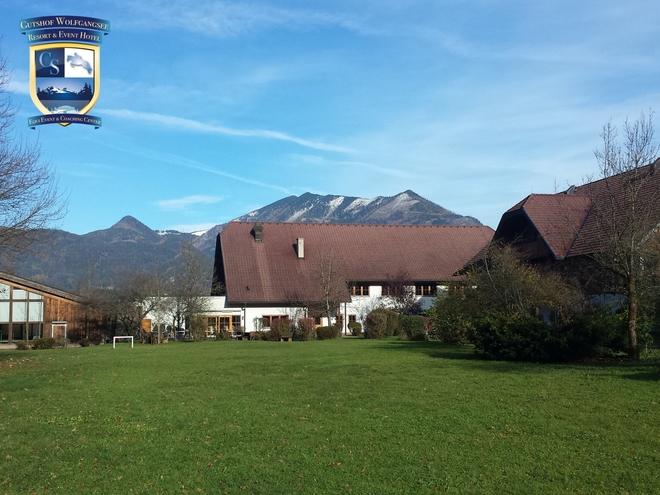 Gutshof Wolfgangsee - Resort & Event Hotel
