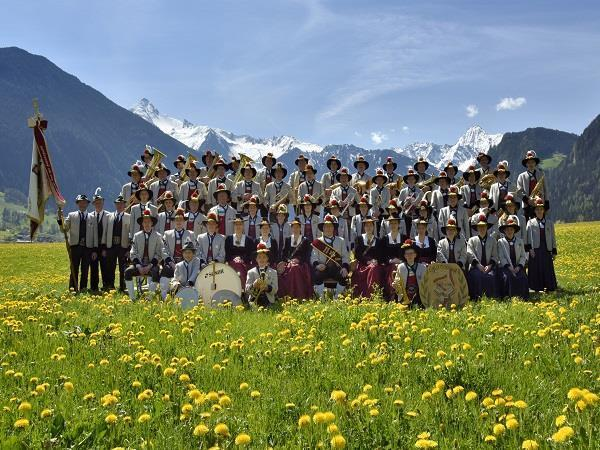 Spring Concert from the brass band Hippach