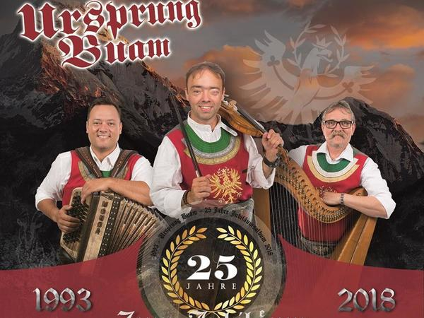 Tyrolean evening with the Ursprung Buam