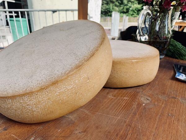 Farmer's market in Gerlos