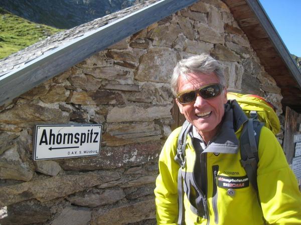 Die Ahornspitze mit Peter Habeler
