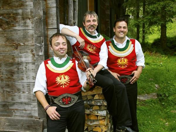 Jubiläums Ursprung Buam Fest 2018