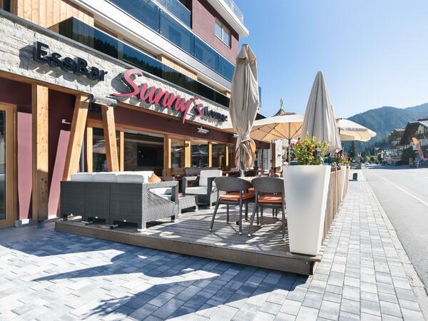 Live Musik im Hotel-Restaurant Sonnenhof