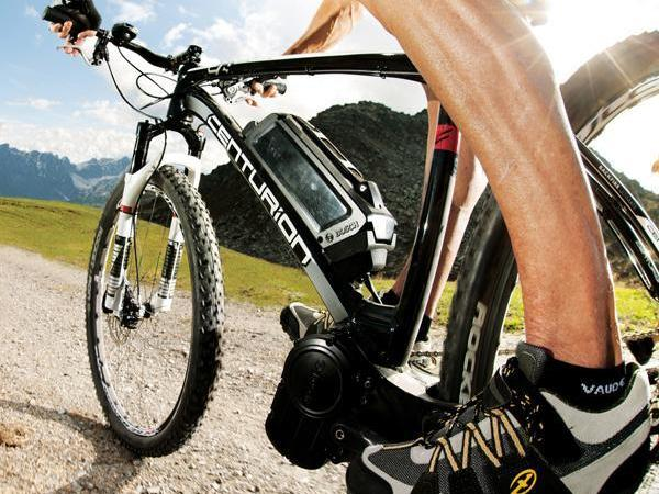 Guided E-Bike Tour incl. Bogenparcours