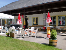 Campingstüberl Wolfgangblick