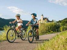 Donauradweg - Familienradtour