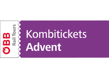ÖBB Kombiticket Schlösser Advent Traunsee