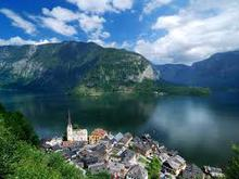 Hallstatt in Summer