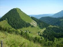 Faistenauer Schafberg - Loibersbacher Höhe