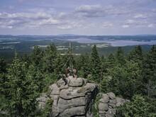 11,5 km: Bärensteinrunde