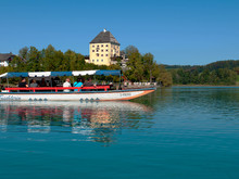 Boat Trip on the 'Fuschlsee'