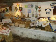 Country Crafts at the Füßlbarn in the village street