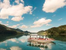 Boat Trip on Lake 'Fuschlsee'
