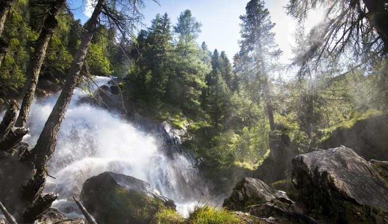 Naturdenkmal Schraubenfälle