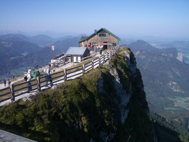 Schutzhütte Himmelspforte - Schafberg
