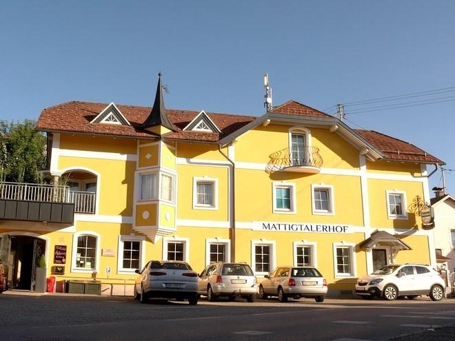 Gasthaus Mattigtalerhof