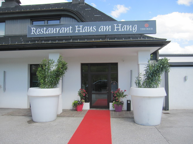 Gourmetrestaurant 'Haus am Hang'