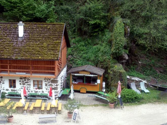 Jausenstation Gießenbachmühle