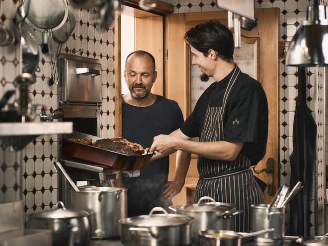 Gasthof Populorum 'Mühlviertler Tenne'