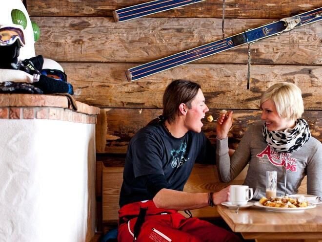 Ursprungalm Skihütte