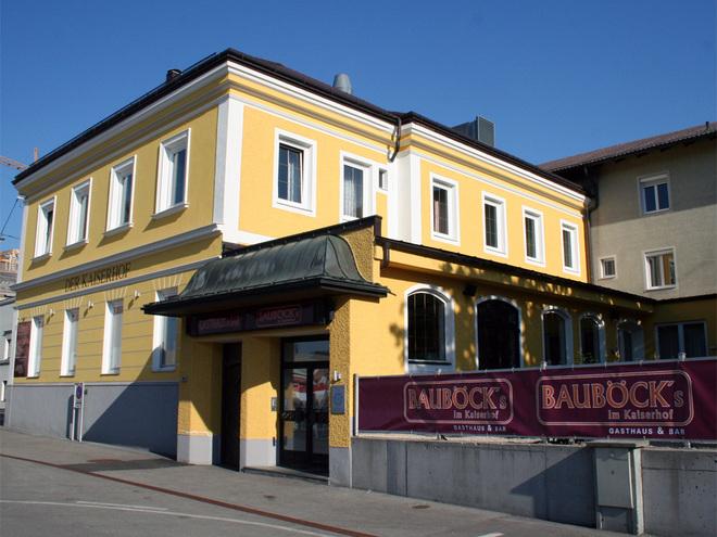 Bauböck's im Kaiserhof